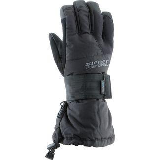 Ziener Merfos Snowboardhandschuhe schwarz