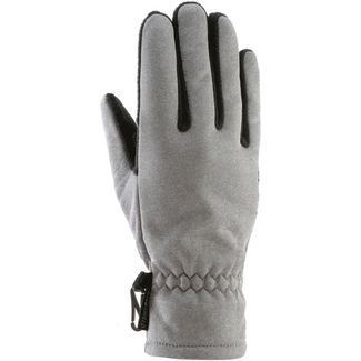 Ziener Importa Fingerhandschuhe Damen grau
