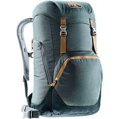 Deuter Walker 24 Daypack grau/schwarz