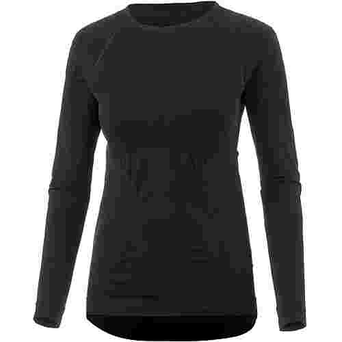 Falke Tight Fit Funktionsshirt Damen black