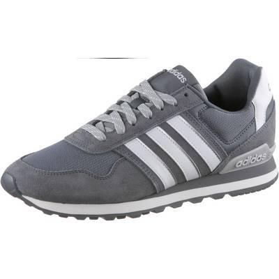 adidas 10 K Sneaker grau