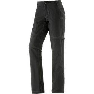 The North Face Exploration Convertible Zipphose Damen schwarz