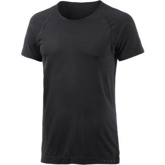 Falke Comfort Unterhemd Herren schwarz