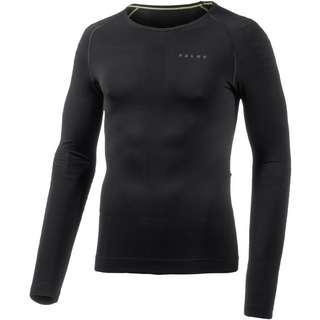 Falke Tight Fit Unterhemd Herren schwarz