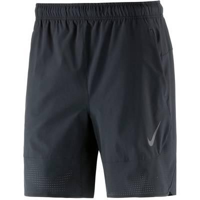 Nike Flex Funktionsshorts Herren schwarz