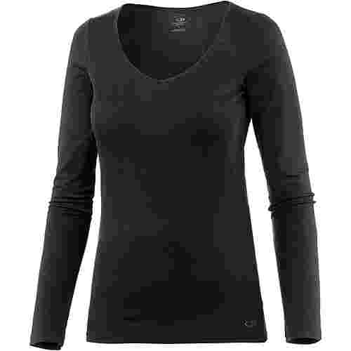 Icebreaker Merino Siren Unterhemd Damen schwarz