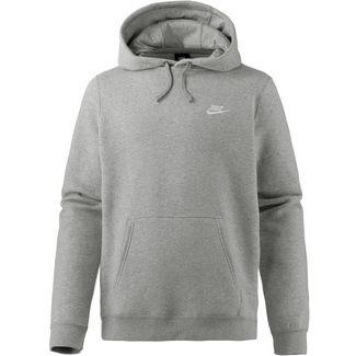 Nike NSW Club Po BB Hoodie Herren grau