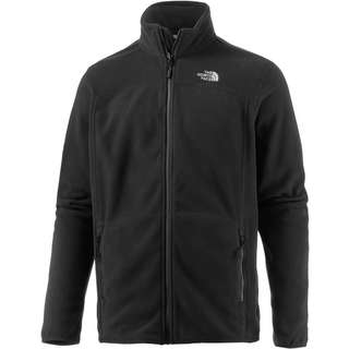 The North Face 100 Glacier Fleecejacke Herren tnf black