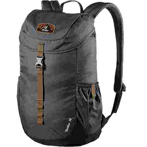 Deuter Rucksack Walker 16 Daypack anthracite-black