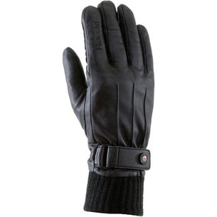Roeckl Kirkland Fingerhandschuhe schwarz/stonewashed