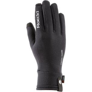 Roeckl Katari Merino Fingerhandschuhe schwarz