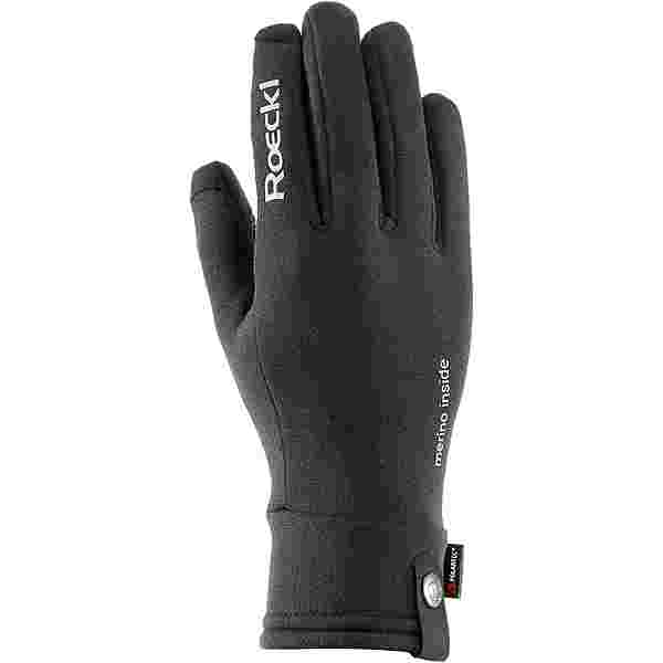 Roeckl Katari Fingerhandschuhe schwarz