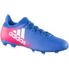 adidas X 16.3 FG Fußballschuhe Herren blau