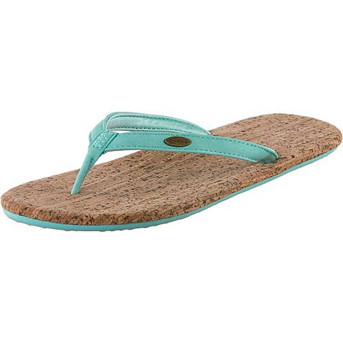 O'NEILL Cork Bed Zehensandalen Damen mint
