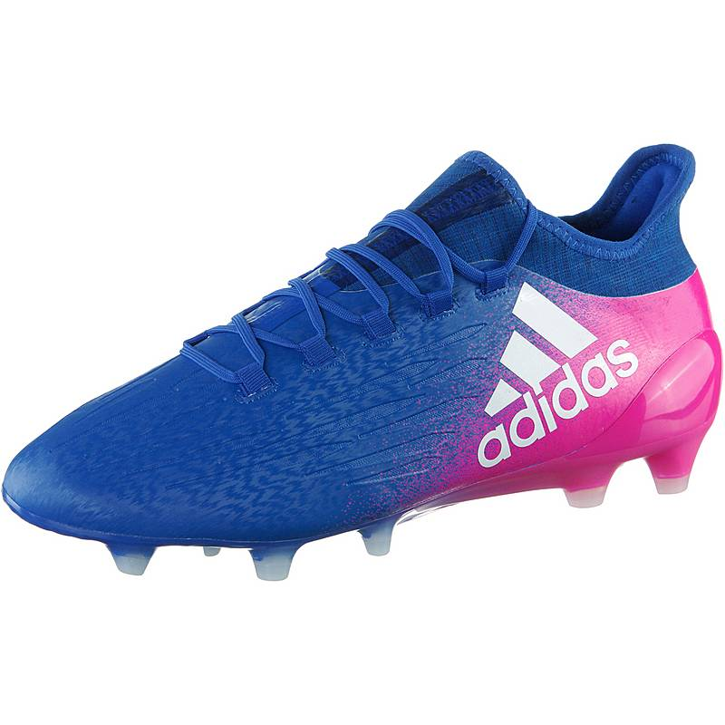 differently 89337 bebaf adidas X 16.1 FG Fußballschuhe Herren blau
