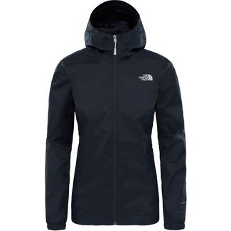 The North Face Quest Regenjacke Damen tnf black-tnf black