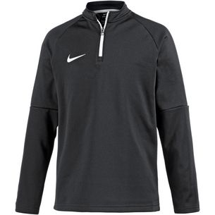 Nike Academy Langarmshirt Kinder schwarz/weiß