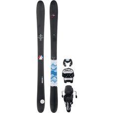 Line Sir Francis Bacon Freeride Ski schwarz/blau