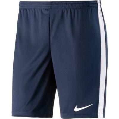 Nike Academy Fußballshorts Herren blau/weiß