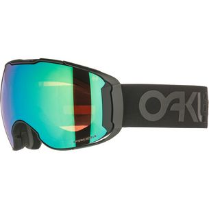 Oakley AIRBRAKE XL Snowboardbrille factory pilot blackout/prizm jade iridium & prizm rose