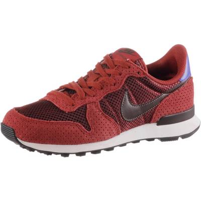 nike wmns internationalist sneaker damen rot im online. Black Bedroom Furniture Sets. Home Design Ideas