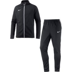 Nike Academy Trainingsanzug Herren schwarz/weiß