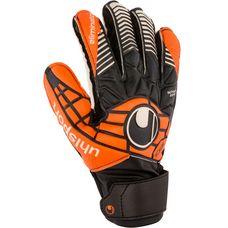 Uhlsport Ergonomic Soft Advanced Torwarthandschuhe Herren schwarz/orange/weiß