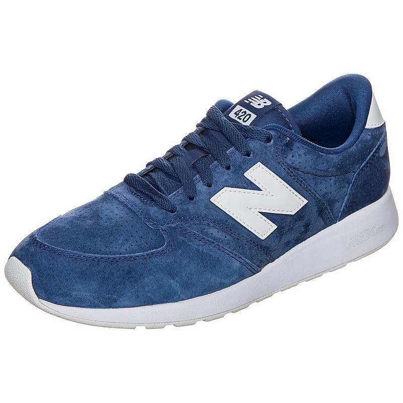 pick up abd56 a535f NEW BALANCEMRL420SBD SneakerHerren blau   weiß