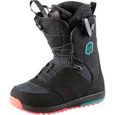 Salomon Ivy Snowboard Boots Damen schwarz