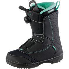Salomon Kea Boa Snowboard Boots Damen schwarz