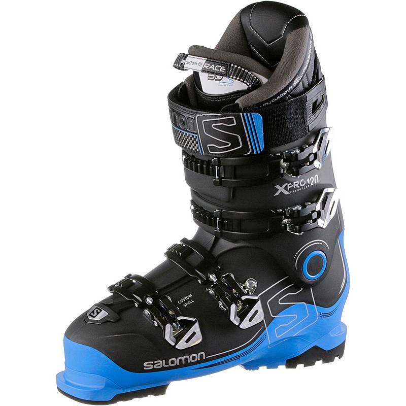 SalomonX Pro 120  SkischuheHerren  schwarz/blau