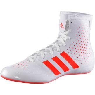 adidas KO Legend 16.2 Boxschuhe weiß/rot