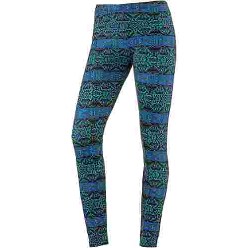 Roxy Boho Babe Saya Leggings Damen grün/blau