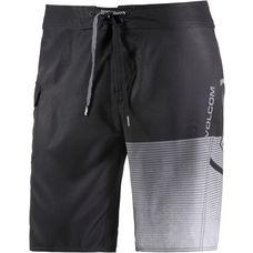 Volcom Costa Stone Boardshorts Herren schwarz/grau/weiß