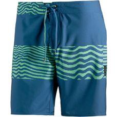 Volcom Macaw Boardshorts Herren blau/grün