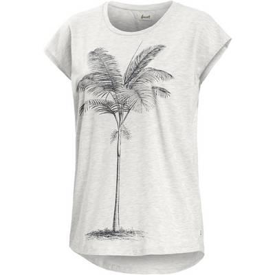 Forvert Sabal Printshirt Damen weiß