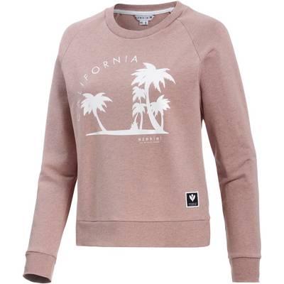 Ezekiel Cali Sweatshirt Damen rosa