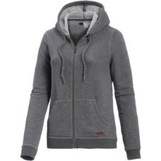 Roxy Signature Sweatjacke Damen grau