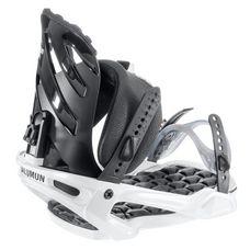 Salomon Rhythm Snowboardbindung schwarz