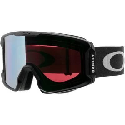 Oakley LINE MINER Snowboardbrille military recon stealth/prizm jade iridium