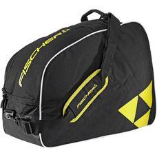 Fischer Helm und Bootbag Alpine Eco Skischuhtasche schwarz