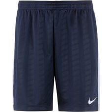 Nike Academy Fußballshorts Kinder blau/weiß