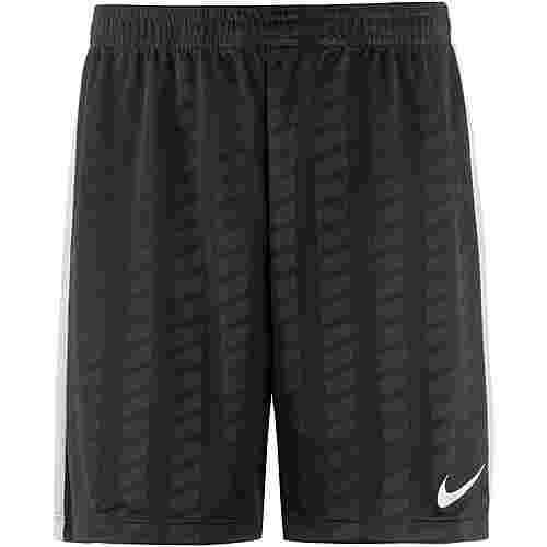 Nike Academy Fußballshorts Kinder schwarz/weiß