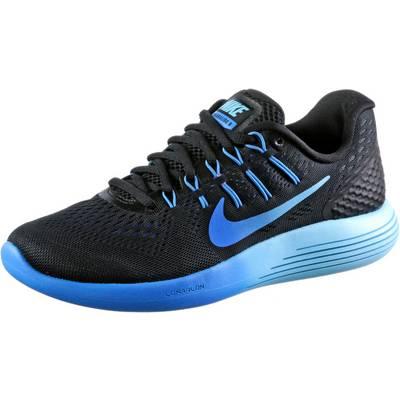 Nike Lunarglide 8 Laufschuhe Damen blau