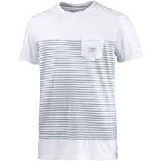 Quiksilver Full Tide T-Shirt Herren weiß/oliv