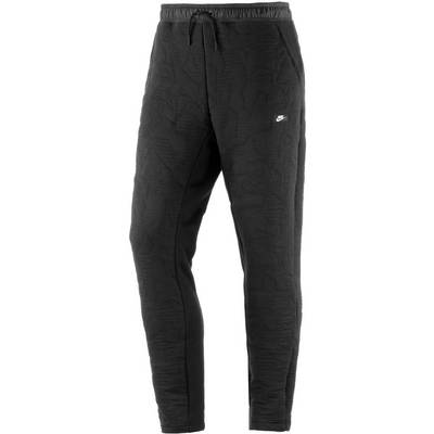 Nike Sweathose Herren schwarz