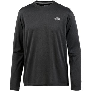 The North Face Reaxion Amp Crew Funktionsshirt Herren anthrazit