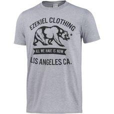 Ezekiel Walkabout Printshirt Herren grau