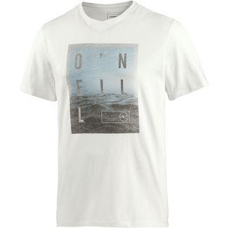 O'NEILL Surface Printshirt Herren weiß