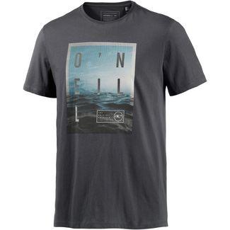 O'NEILL Surface Printshirt Herren grau